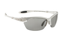 Alpina Twist Three 2.0 VL Lunettes Alpina rouge/blanc